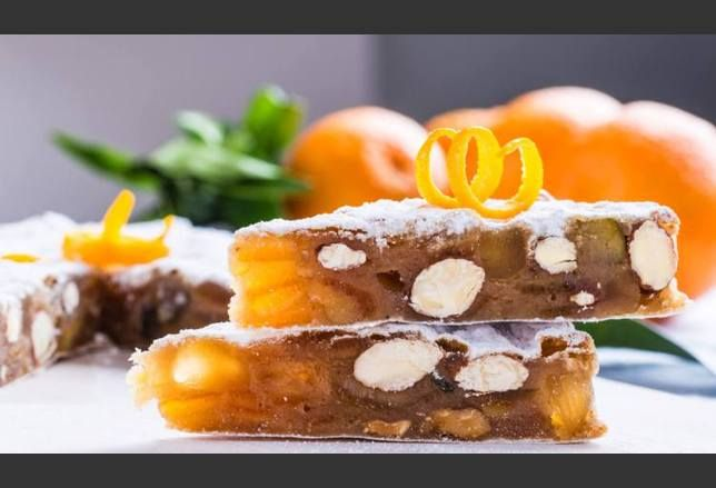 Terni, Ferrara e Siena, queste le roccaforti del panpepato, il dolce tradizionale dove il pepe si lascia andare e rivela il suo lato dolce. Tipicamente pre