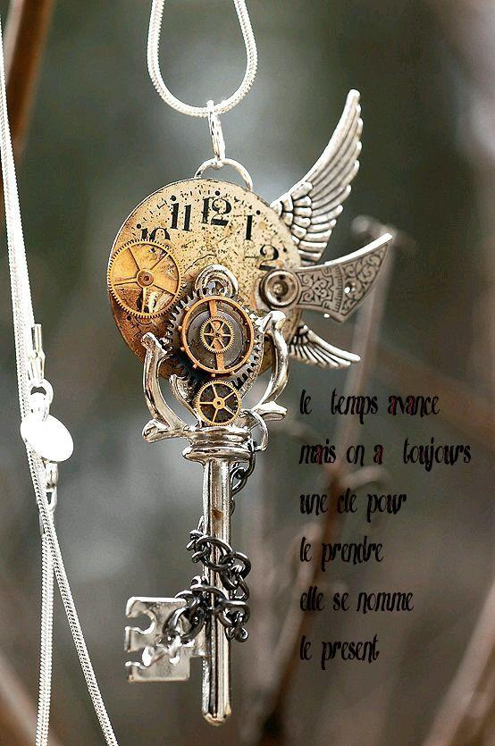 #clé #amour #temps