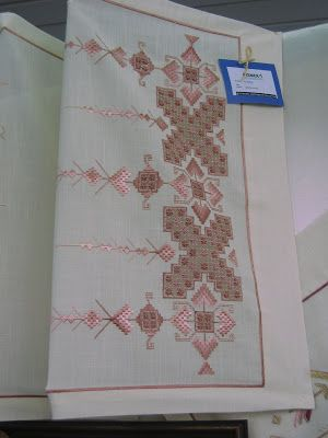geleneksel sanatlar - türk işi &hesap işi tekniği