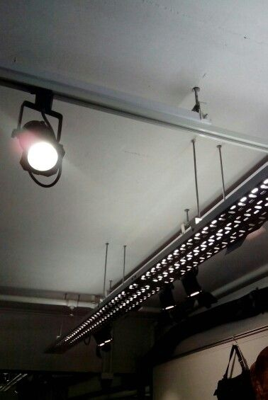 light trough using cable tray at JCCAC, HK