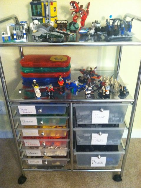 Lego Mania Solutions How To Organize Legos Awesome