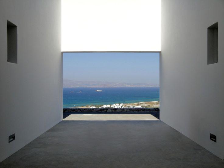 Summer house, Naxos island, Greece / I. Baltogiannis, K. Kritou, N. Platsas, F. Giannisi, Z. Kotionis