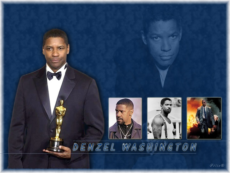 Denzel Washington And His Family | Denzel Washington - Charismatic Actor