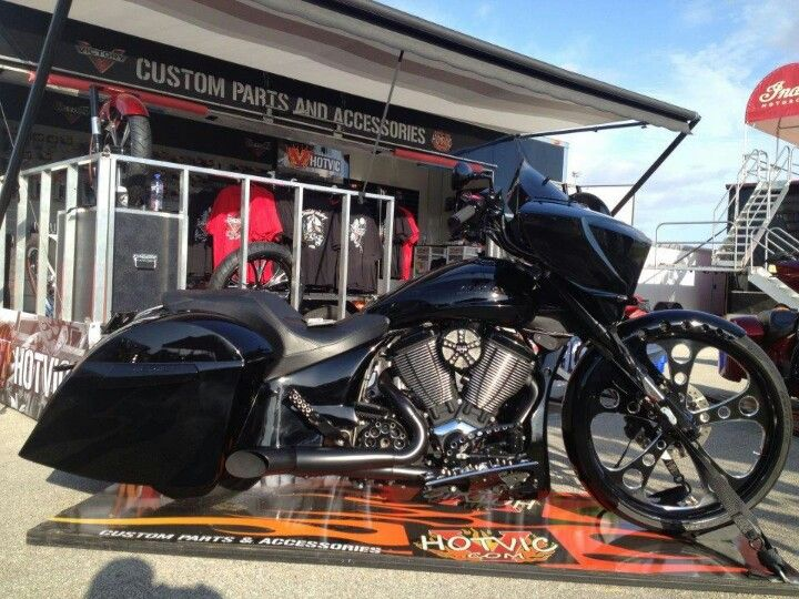 Custom Victory Cross Country | Motorcycles | Pinterest