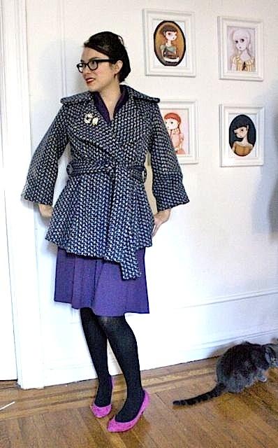Aster sew along dresses