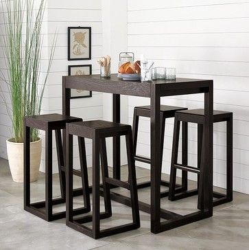 Fresh Modern Bar Height Table