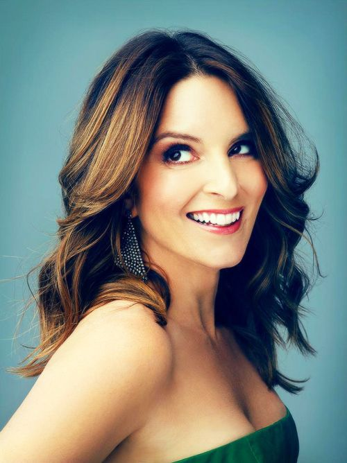 The Second City Alum, Tina Fey. Come see the next generation of comic legends at the Touhill on April 23-25, 2015.