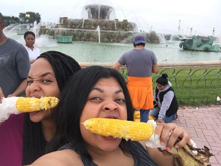 Taste of Chicago...!!