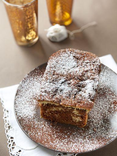 Gâteau au yaourt et Nutella