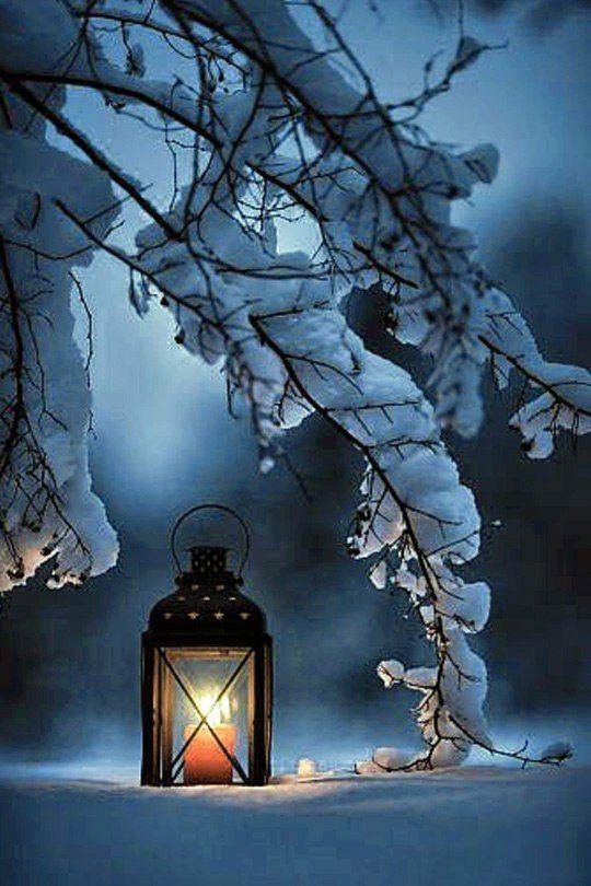 so schön kann der Winter sein…☃️❄