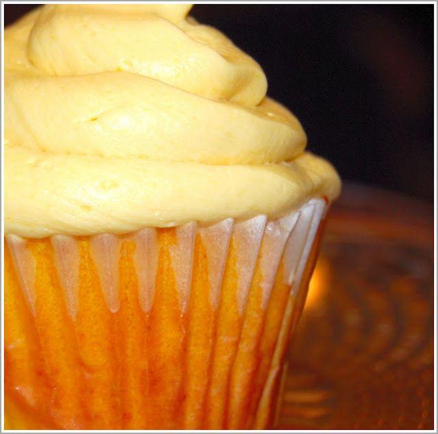 Dessert Time: Vegan Mango cupcake with mango buttercream frosting recipe