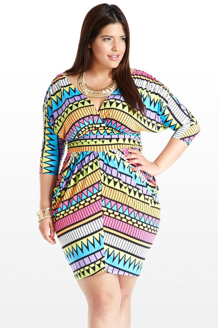 So in fashion aztec dress pictures