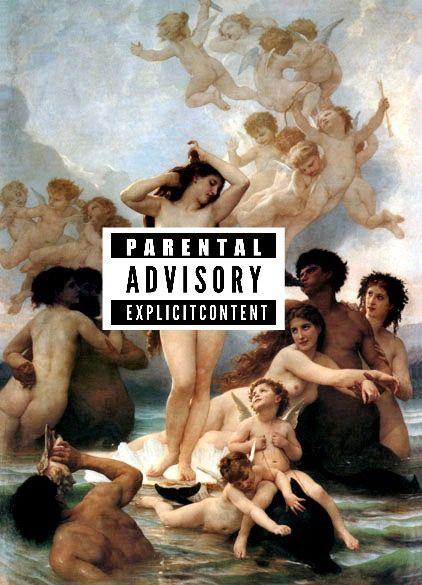 Parental Advisory / Modern Art