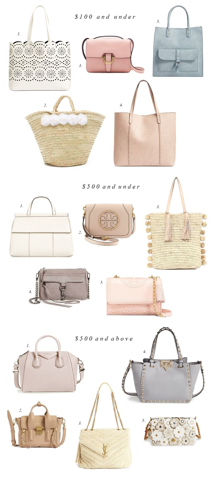 Spring Bags... - Pink Peonies by Rach Parcell