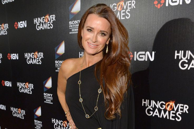 She's been deemed the Housewife with the best hair, so it should come as no surprise that Kyle Richards is constantly being asked about her hair tips. While her routine isn't terribly complicated, she does throw in a few helpful tips.