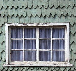 window headboard