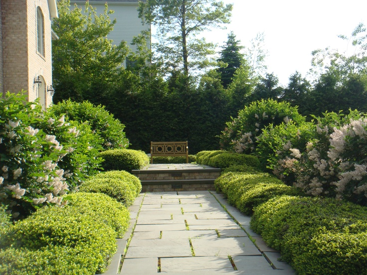 12 best entry ways landscape design images on pinterest for Landscape design ri