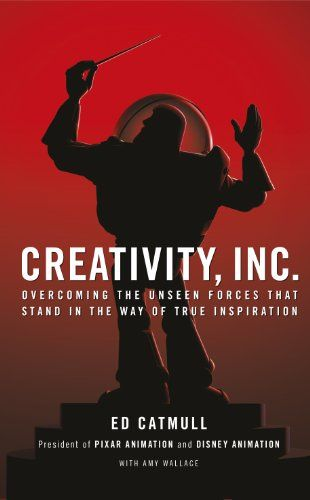 Can't recommend this book enough. Ed will take you on the journey of Pixar and teach you about leadership.