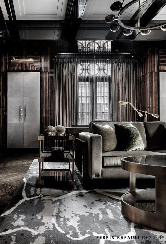 Luxury Interior Design Shop: 136 Best Grand Luxury Apartment Interior Design Images On