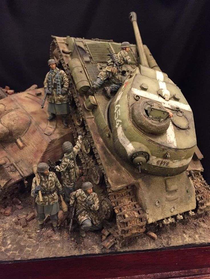 730 best scale models armour images on pinterest diorama for Scale model ideas