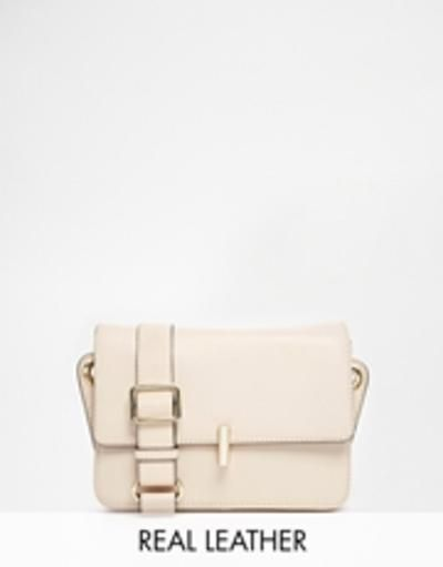 reiss leather bum bag #accessories #leather #bag #covetme