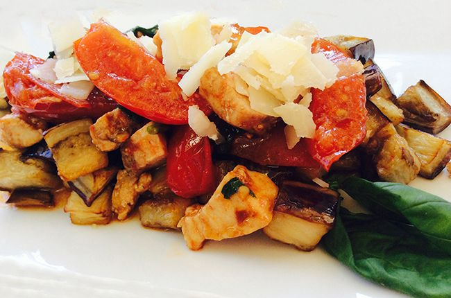 Parmigiana di spada | Food Loft - Il sito web ufficiale di Simone Rugiati