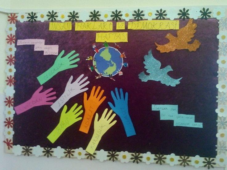 İnsan Hakları ve Demokrasi Haftası