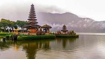 Bedugul Lake Nature To place visited When Being in Bali