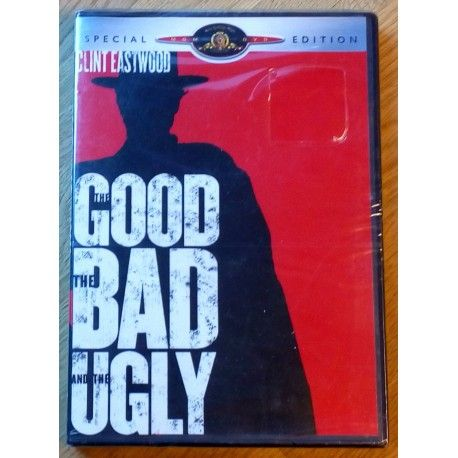 The Good The Bad And The Ugly - Special Edition (DVD)
