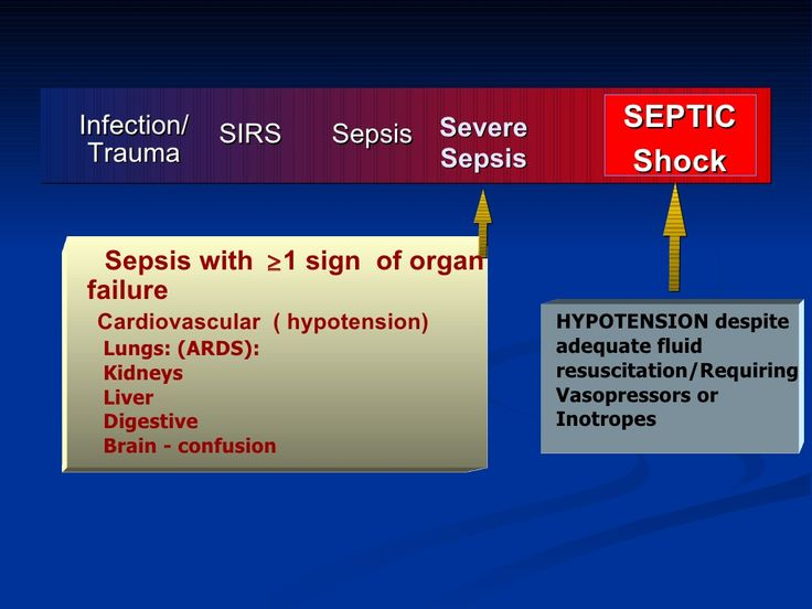 Patho Physiology And Icu Management Of Septic Shock