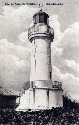 Ilet du Gosier Lighthouse, Guadeloupe
