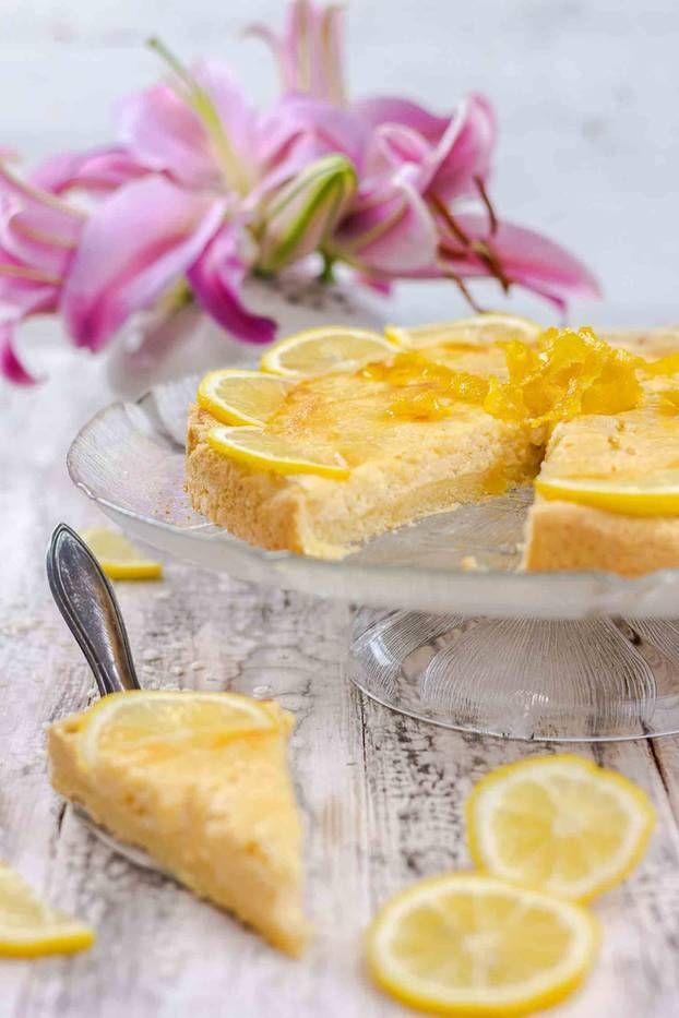Wir servieren: Zitronen-Milchreis-Tarte