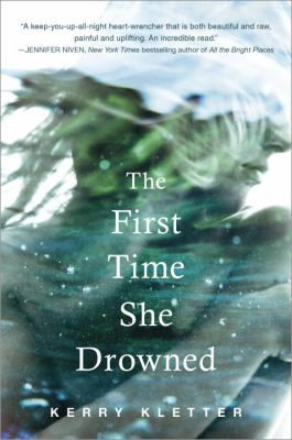 Cover image for The First Time She Drowned