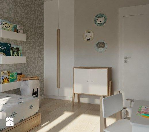 Pokój dziecka - zdjęcie od Karolina Krac architekt wnętrz