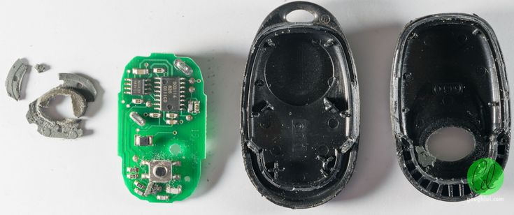 2020 Honda Key Fob Battery Replacement Pictures 2020