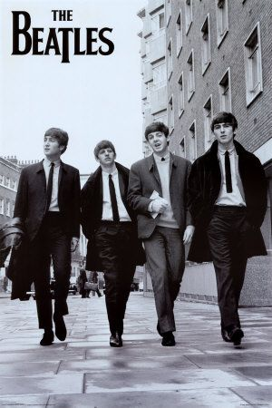 The Beatles.  Let them wash over you and complete your soul.