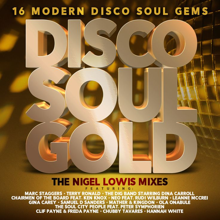 Production and remix wizard Nigel Lowis presents this 16 track compilation featuring no less than 9 remixes/new tracks – the set also includes 7 number 1 and 2 UK soul chart hits. Clean, crisp and modern grooves lace these sophisticated disco-soul numbers, including Ola Onabule's 'Soul Town', the Philly sound of McCrei's 'Show Me', the …
