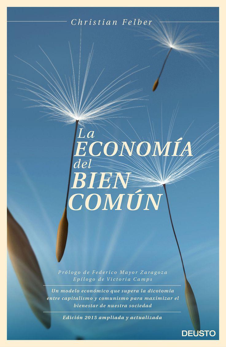 Hay una alternativa: la economía del bien común. Cada vez más personas son conscientes de que actualmente no vivimos una crisis económica o financiera aislada, sino que las burbujas económicas especulativas, el desempleo, la desigualdad, el cambio climático, las hambrunas, la crisis de valores y, en lo más profundo, la crisis de la democracia, están ... https://es.wikipedia.org/wiki/Econom%C3%ADa_del_bien_com%C3%BAn…