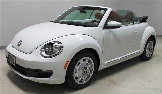 New 2015 Volkswagen Beetle Top Down Peoria IL Vw
