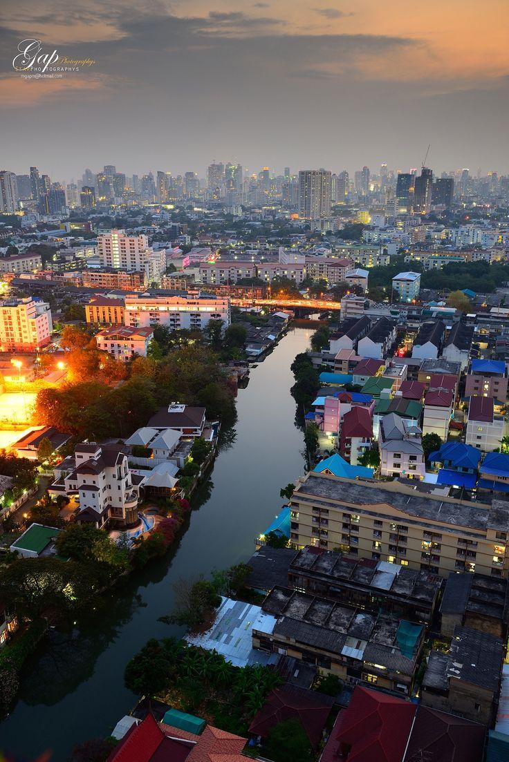 Bangkok City, Thailand | .: A S I A :. | Thailand ...