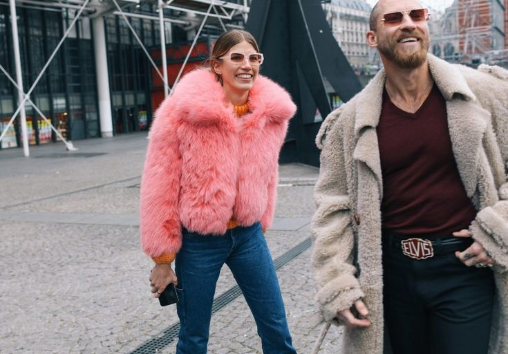 2017 just started, but we couldn't help it and put together Veronika Heilbrunner's best-of street styles so far. From New York, London and Milan