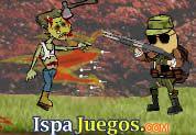 Juego de Walking Dead Zombie Apocalypse | JUEGOS GRATIS: Eliminar a todos los zombies en esta época apocalíptica, juego donde veras mucha sangre y manejando a este soldado tendrás que disparar a todos los que encuentres en el camino, no dejes a ninguno en pie, podrás actualizar y comprar mas armas