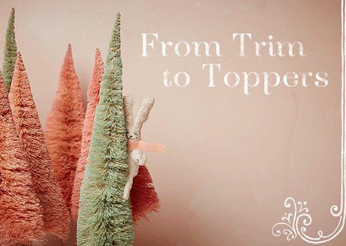 Ornaments, Décor &Gift Wrap - House & Home - anthropologie.com