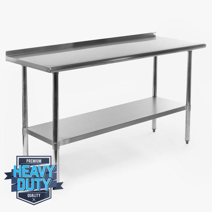 Best 25+ Stainless steel prep table ideas on Pinterest | Kitchen ...