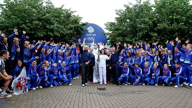 The Flame at Loughborough University