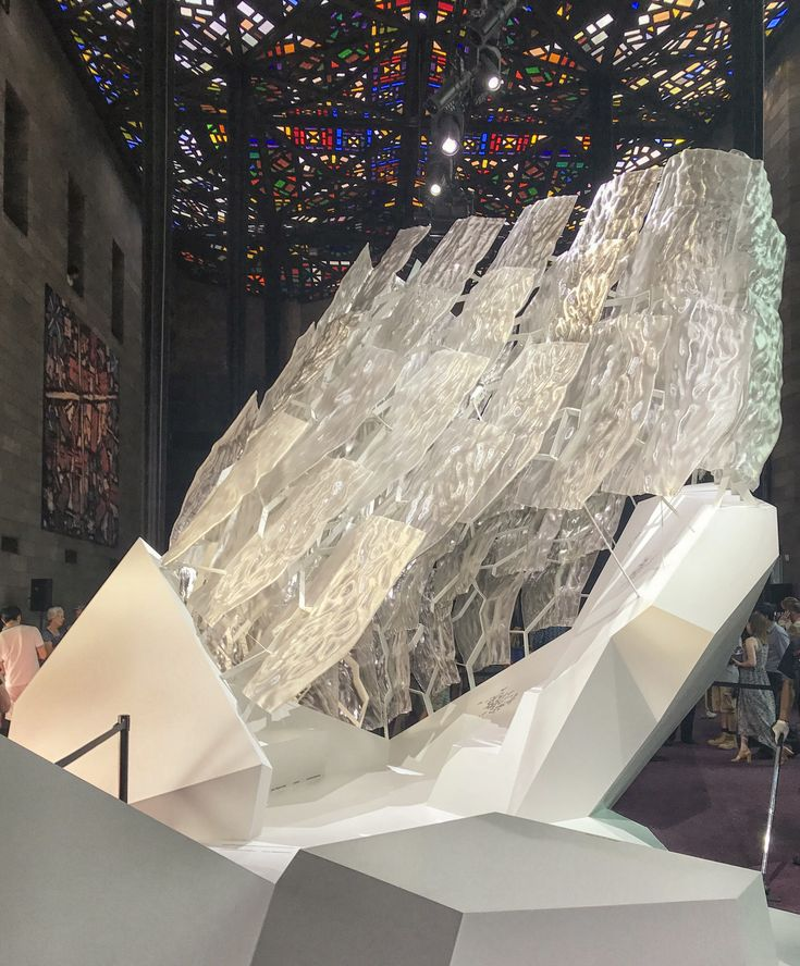 Floe Project - The National Gallery of Victoria (NGV)  | LinkedIn