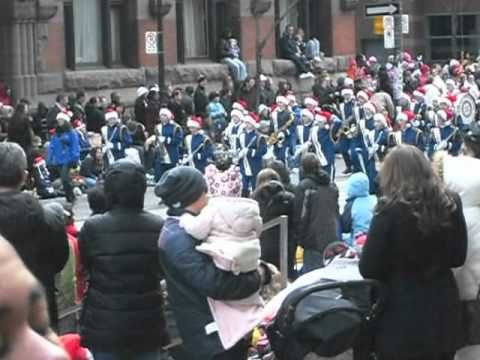 2011 Santa Clause Parade Marching Bands Part 2