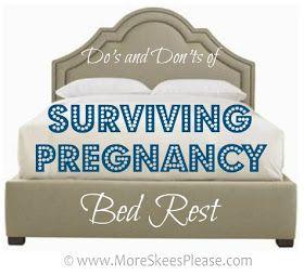 Surviving Pregnancy Bed Rest
