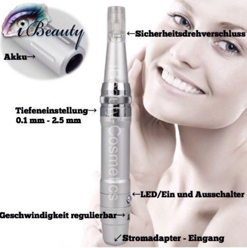 Permanent Makeup Gerat Microneedling Pen In 2020 Kosmetik Verschluss Geschwindigkeit