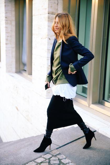 Maja Wyh: Η μπλόγκερ που ακολουθούμε τώρα | μοδα , συμβουλές μόδας | ELLE